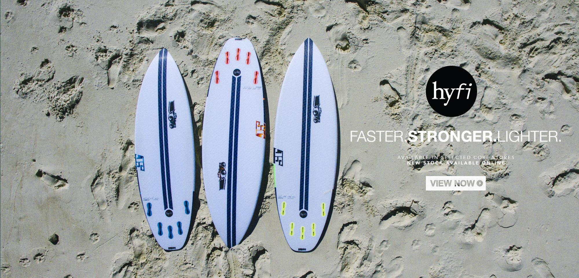 JS HYFI Surfboards NZ