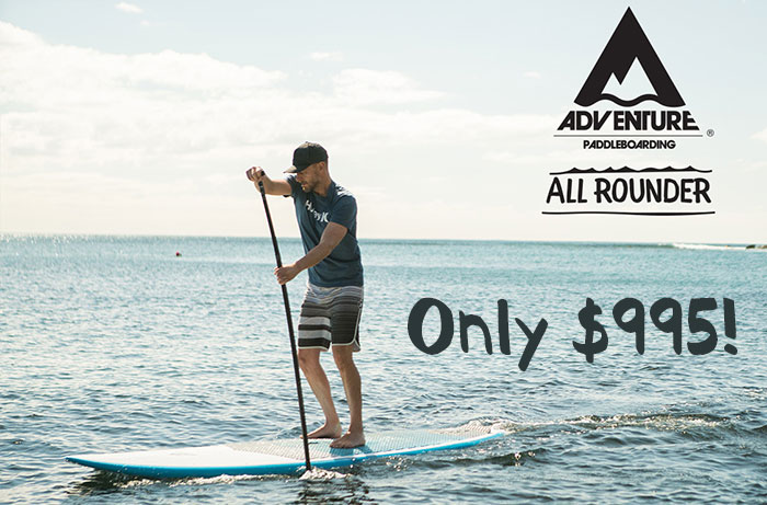 Adventure Paddleboards - cheap SUP