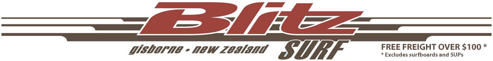 Surf : Blitz Surf Shop NZ - Surf | Skate | Street | Wetsuits | Lessons