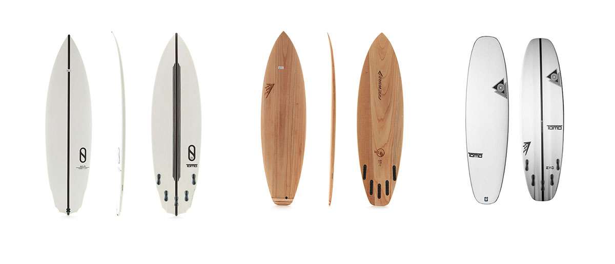 Slater Designs and Firewire surfboards NZ