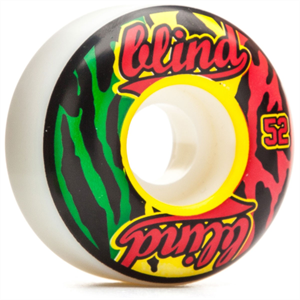 BLIND ATHLETIC SKIN 52MM SKATEBOARD WHLS-skate-Blitz Surf Shop