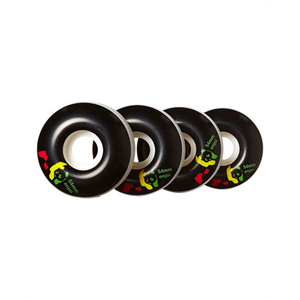 ENJOI RASTA PANDA 54MM SKATEBOARD WHEELS-skate-Blitz Surf Shop