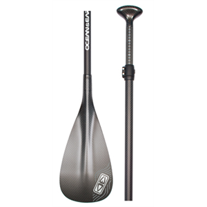 OCEAN & EARTH CARBON ADJUSTABLE PADDLE-surf-Blitz Surf Shop
