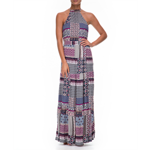 Win17 TIGERLILY SITTANA MAXI DRESS-womens-Blitz Surf Shop