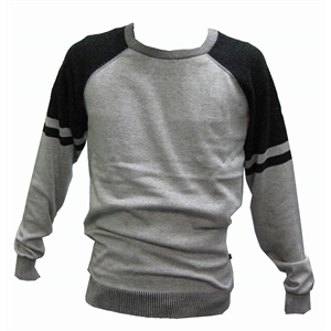 Win17 RIP CURL RAGLAN SWEATER-mens-Blitz Surf Shop