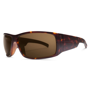 ELECTRIC MUDSLINGER MATTE TORT/OHM BRONZ-sunglasses-Blitz Surf Shop