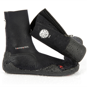Win19 RIP CURL JNR D/PATROL BOOTIES-wetsuits-Blitz Surf Shop