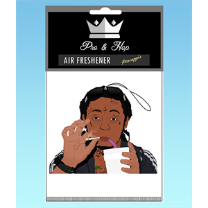 PRO AND HOP LIL WAYNE AIR FRESHENER-air fresheners-Blitz Surf Shop