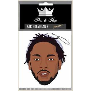PRO AND HOP KENDRICK LAMAR AIR FRESHENER-air fresheners-Blitz Surf Shop