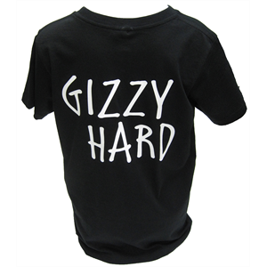 GIZZY HARD KIDS 90'S TEE-childrens-Blitz Surf Shop