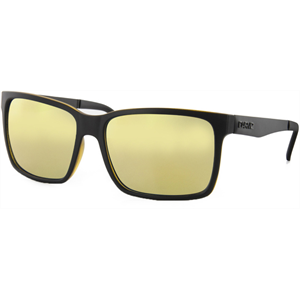CARVE THE ISLAND BLK REVO SUNGLASSES-sunglasses-Blitz Surf Shop