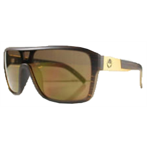 DRAGON REMIX MATTE WOODGRAIN COPPER -sunglasses-Blitz Surf Shop