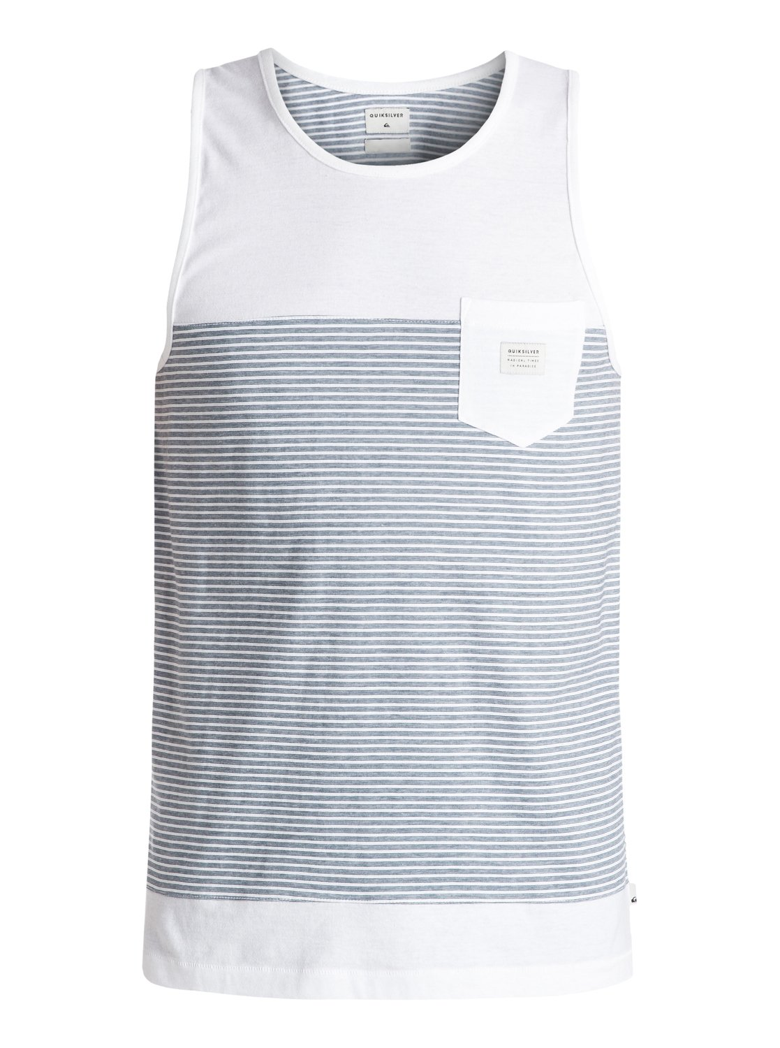 0712275f272ef0 Sum17 QUIKSILVER FULL TIDE TANK - Mens-Tanks   Blitz Surf Shop NZ - Surf
