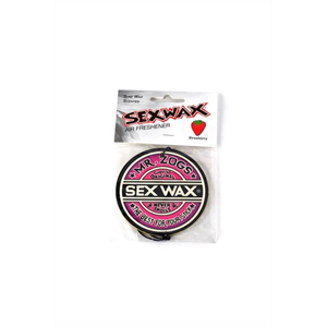 SEX WAX CAR AIR FRESHENER STRAWBERRY-accessories-Blitz Surf Shop