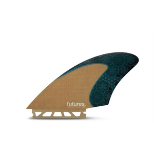 FUTURES RASTA HONEYCOMB TWIN FIN SET-speciality-Blitz Surf Shop