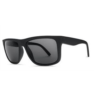 ELECTRIC SWINGARM XL MATTE BLK/OHM GREY-sunglasses-Blitz Surf Shop