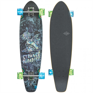 "GLOBE ALL-TIME 35"" CRUISER SKATEBOARD-skate-Blitz Surf Shop"