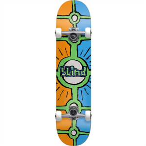 BLIND HOLY GRAIL 8.0 SKATEBOARD-skate-Blitz Surf Shop