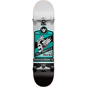DARKSTAR FULL THROTTLE 8.0 SKATEBOARD-skate-Blitz Surf Shop