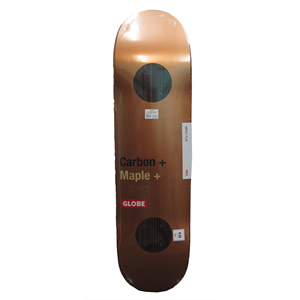 GLOBE G3 BAR 8.25 IMPACT SKATEBOARD DECK-skate-Blitz Surf Shop