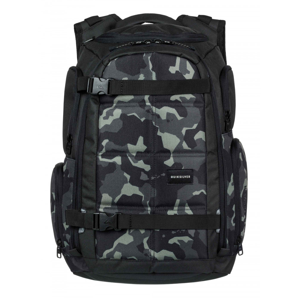 Sum17 QUIKSILVER GRENADE GOOD BACKPACK - Bags-Backpacks   Blitz Surf Shop NZ  - Surf   Skate   Street   Wetsuits   Lessons - QUIKSILVER S17 18 099042ed4e