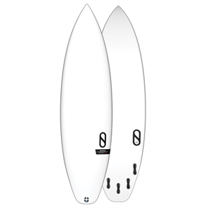 SLATER DESIGNS 6'4 GAMMA WIDE SURFBOARD