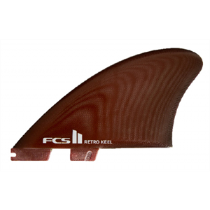 FCS II RETRO KEEL TWIN FIN SET-fins-Blitz Surf Shop
