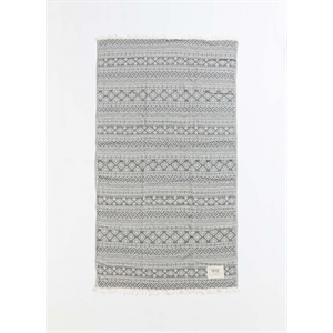 Sum17 CABARITA TOWEL- BLACK-accessories-Blitz Surf Shop