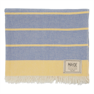Sum17 MAYDE COTTESLOE TOWEL DENIM/MUST-accessories-Blitz Surf Shop