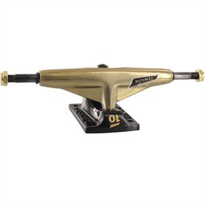 TENSOR 5.25 ALUM LO MINI FLICK TRUCKS-skate-Blitz Surf Shop