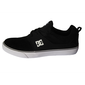 Win18 DC HEATHROW VULC SHOE-footwear-Blitz Surf Shop