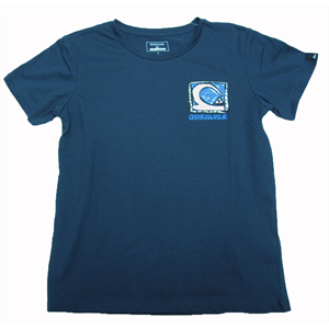 Win18 QUIKSILVER ANTI UV TEE DENS WAY -childrens-Blitz Surf Shop
