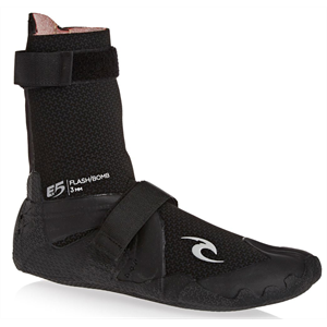 Win19 RIP CURL FLASHBOMB 3MM ST BOOT-wetsuits-Blitz Surf Shop
