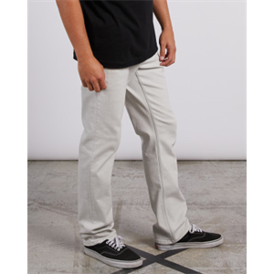 New season colour of Volcom Solver straight jeans