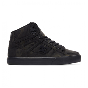 Sum18 DC SHOES PURE HI TOP WC TX SHOES-mens-Blitz Surf Shop