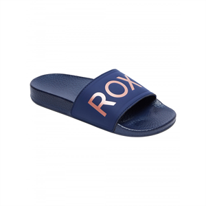 Sum18 ROXY GIRLS SLIPPY SLIDES -footwear-Blitz Surf Shop