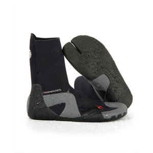Win18 RIPCURL D/PATROL 3MM S/TOE BOOTIE-wetsuits-Blitz Surf Shop