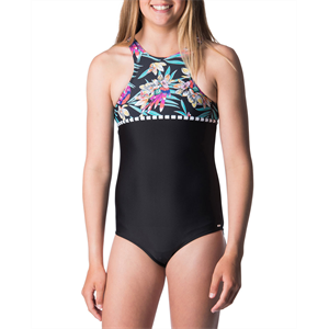 Sum18 RIPCURL TEEN MIRAGE ONEPIECE-childrens-Blitz Surf Shop