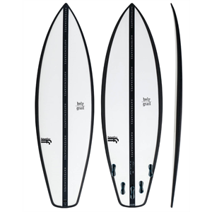HS HOLY GRAIL 6'0 FF SURFBOARD-surfboard special!-Blitz Surf Shop