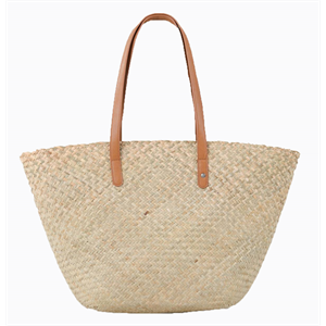 Sum18 RUSTY KOKOMO STRAW BEACH BAG-bags-Blitz Surf Shop