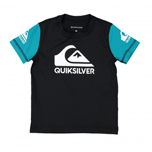 Sum18 QUIKSILVER HEATS ON BOYS RASHIE-lycra-Blitz Surf Shop