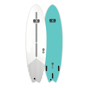 OCEAN AND EARTH 6'0 EZI RIDER SOFTBOARD