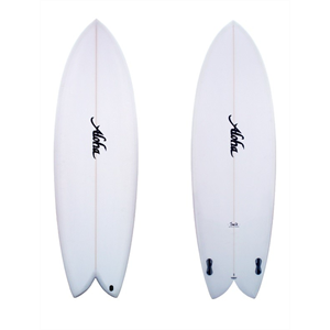 ALOHA 5'8 KEEL TWIN PU FISH SURFBOARD-surf-Blitz Surf Shop