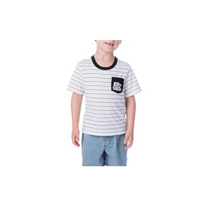 Sum18 RIP CURL GROMS STRIPEY TEE-childrens-Blitz Surf Shop