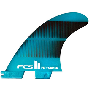 FCS II PERFORMER NEOGLASS TRI FIN SET LG-fins-Blitz Surf Shop