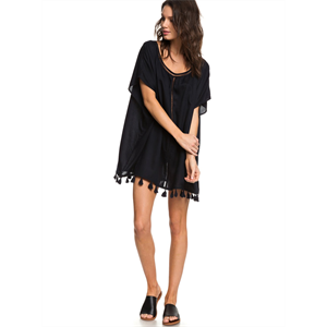Sum18 ROXY PONCHO DRESS-dresses-Blitz Surf Shop
