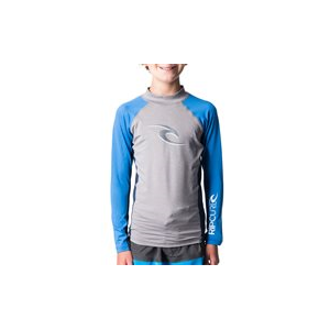 Sum18 RIP CURL BOYS WAVE L/SL UV TEE-lycra-Blitz Surf Shop