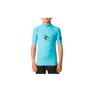 Sum18 RIP CURL JNR CORPO UV TEE-childrens-Blitz Surf Shop