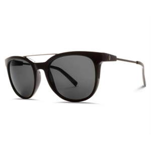ELECTRIC BENGAL WIRE GLOSS BLK/OHM GREY-sunglasses-Blitz Surf Shop