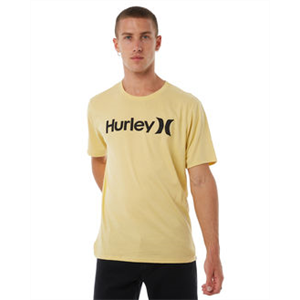 Sum18 HURLEY OAO SS SOLID TEE-mens-Blitz Surf Shop